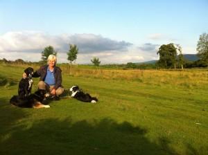 Eva-Luise Schilling schreibt: Mit 3 Hunden durch Südengland und Wales