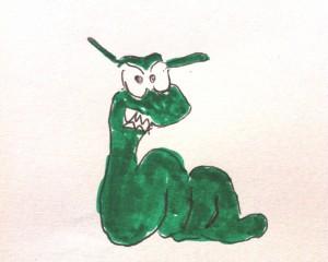 Vom Sinn oder Unsinn der Wurmkuren bei Hund, Katze und Pferd