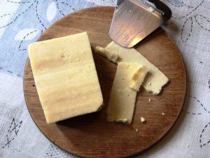 Käse für die Zähne!